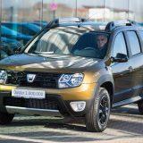 Un client din România a cumparat Duster-ul cu numărul 1 000 000 produs la Mioveni