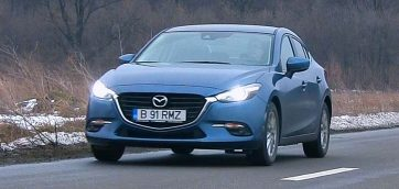 Mazda 3 Sedan G120 2.0l Attraction