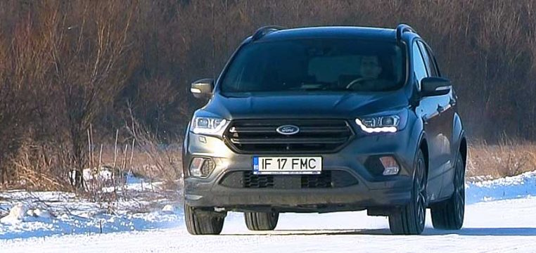 Ford Kuga 2.0l TDCi 180 PS AWD ST LINE