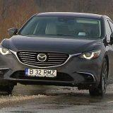 Mazda 6 Sedan G 192 2.5l AT6 Revolution Top