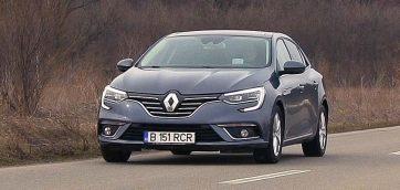 Renault Megane Sedan 1.5l dCi EDC Intens
