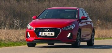 Hyundai i30 1.4l T-GDi 7DCT Launch Edition EXCLUSIVE