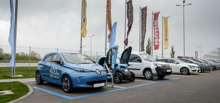 (Re)descoperiți gama Renault complet reînnoită
