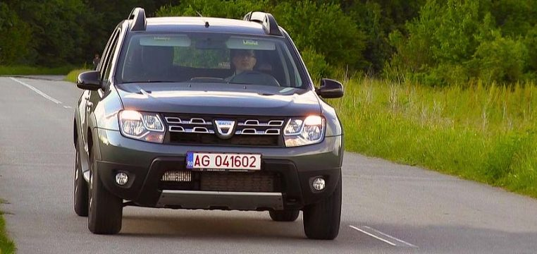 Dacia Duster 1.5l dCi EDC 4x2 SL Explorer