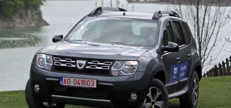 Dacia lanseaza Duster cu EDC si noua serie limitata Explorer