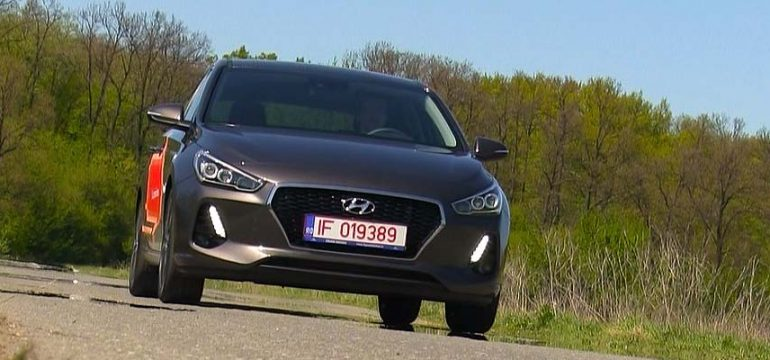 Hyundai i30 1.4l T-GDi 6MT Launch Edition EXCLUSIVE