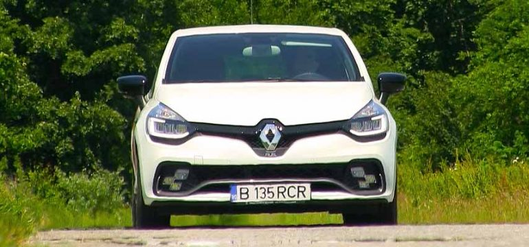 Renault Clio RS Trophy 1.6l Turbo EDC6