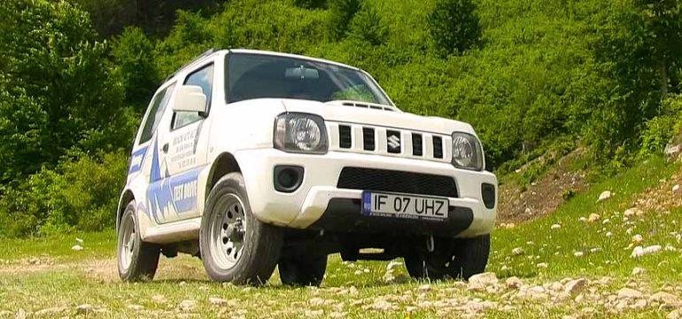Suzuki Jimny 1.3l 4×4 MT5 Comfort