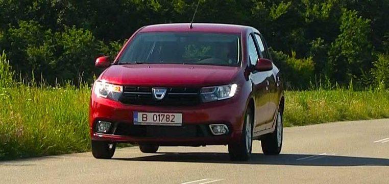 Dacia Sandero 1.0l SCe Laureate