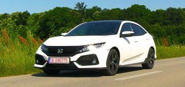 Honda Civic 1.5l VTEC TURBO SPORT PLUS