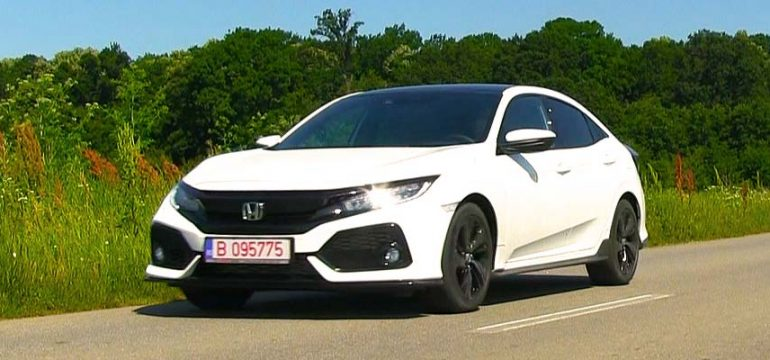 Honda Civic 1.5l VTEC TURBO SPORT PLUS