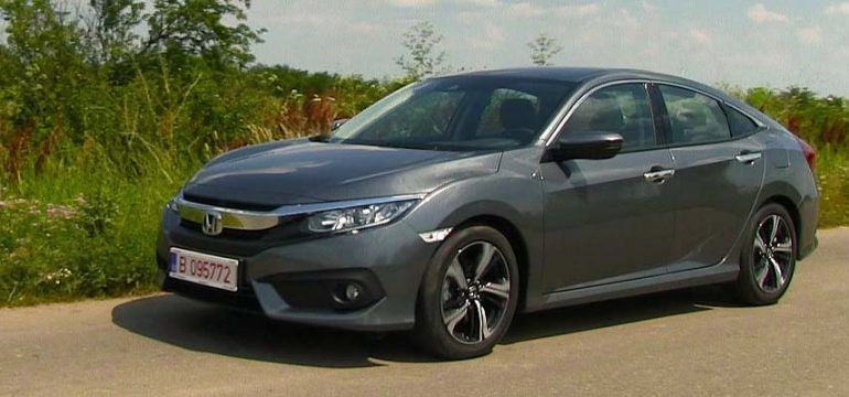 Honda Civic Sedan 1.5l VTEC TURBO CVT ELEGANCE