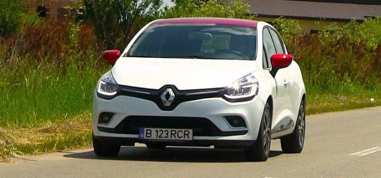 Renault Clio 1.5l dCi 110 MT6 Intens