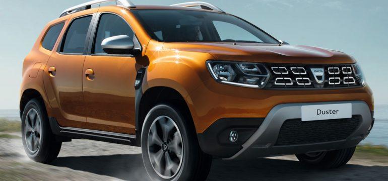 Dacia Duster – fotografii si date oficiale