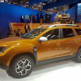 Noul model Dacia Duster – prima impresie