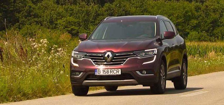 Renault Koleos 2.0l dCi X-Tronic 4x4 Intens