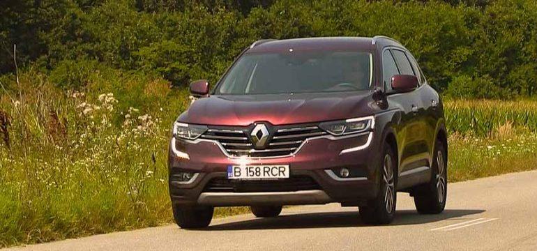 Renault Koleos 2.0l dCi X-Tronic 4×4 Intens