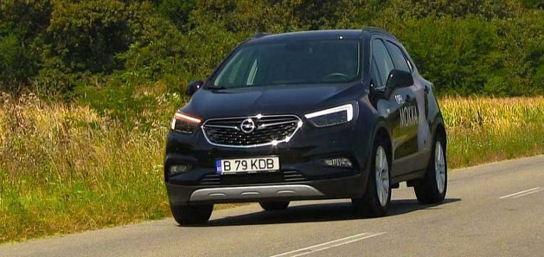 Opel Mokka X 1.6l CDTI 4WD Innovation