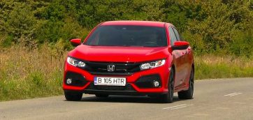 Honda Civic 1.0l VTEC Turbo Elegance