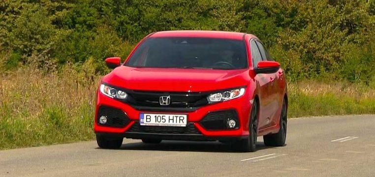 Honda Civic 1.0l VTEC Turbo Elegance