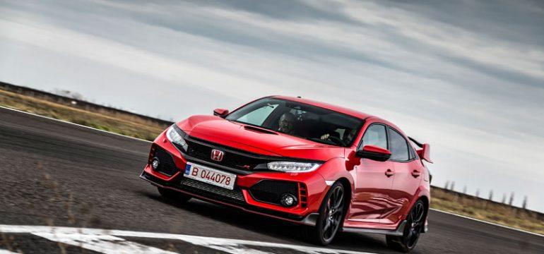Descoperă a cincea generaţie Honda Civic Type R
