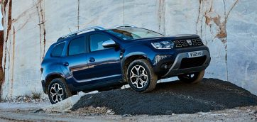 New Dacia Duster 2018