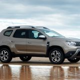 Prim contact noul model Dacia Duster