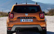 New Dacia Duster 2018