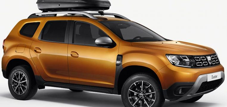 Accesorii Dacia Duster 2017
