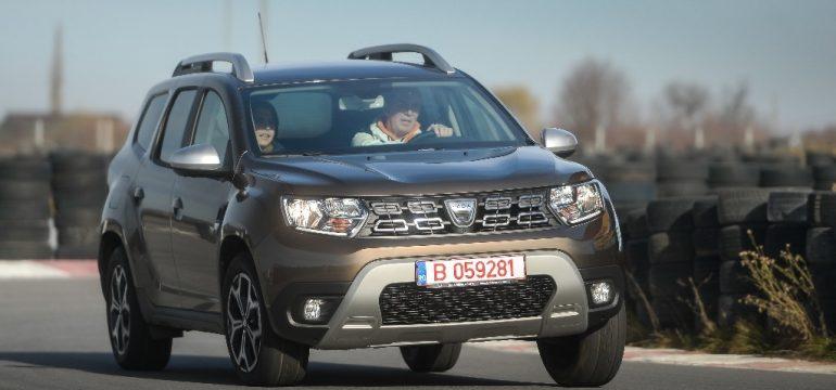 Dacia Duster este Masina Anului 2018 in Romania