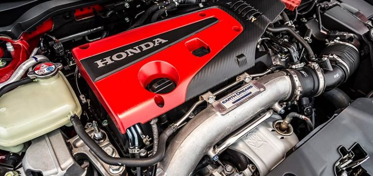 Details Honda Civic Type-R 2017 1