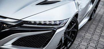 Details Honda NSX 2017 1