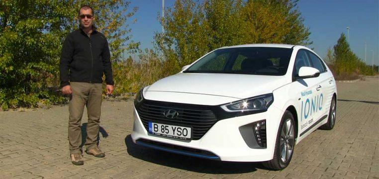 Hyundai Ioniq Hybrid Exclusive 2