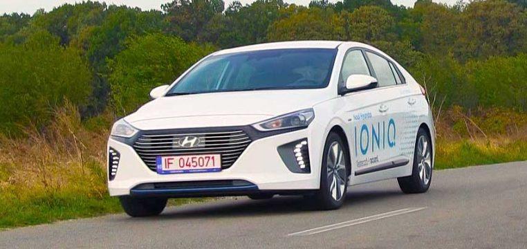 Hyundai Ioniq Hybrid Exclusive