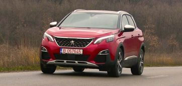 Peugeot 3008 SUV 2.0l HDI AT6 GT