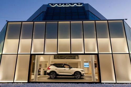 Primus Auto lanseaza Volvo Retail Experience si Volvo Personal Service