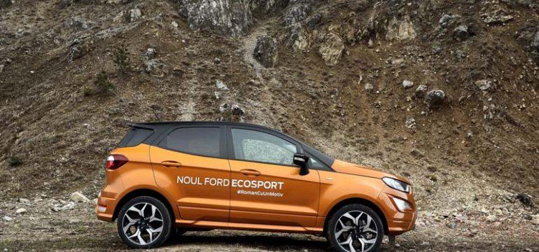Ford la Craiova după 10 ani: producție record previzionată pentru 2018