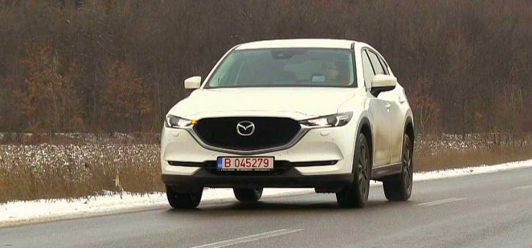 Mazda CX-5 2.5l G194 AT6 4×4 Revolution Plus