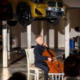 Neconvenţionalul întâlneşte clasicul – Bach transformă service-ul Automobile Bavaria Otopeni în sală de concerte pentru prezentarea BMW X2