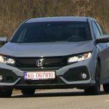 Honda Civic 1.0l VTEC Turbo CVT Elegance Navi