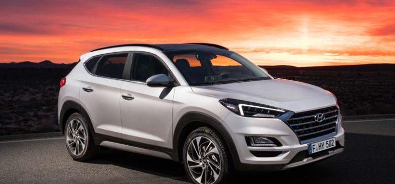 Hyundai prezinta noul Tucson in cadrul Salonului International Auto de la New York