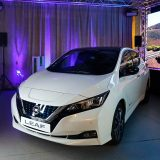 Noul Nissan LEAF a fost prezentat în premieră în România