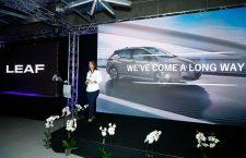 Nissan Leaf in Romania 2018