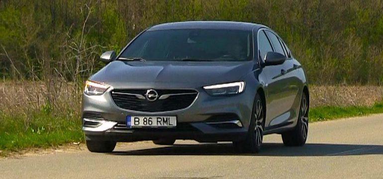 Opel Insignia 2.0l CDTI AWD Dynamic