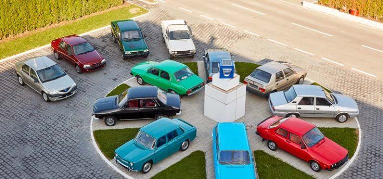 Dacia 50 ani