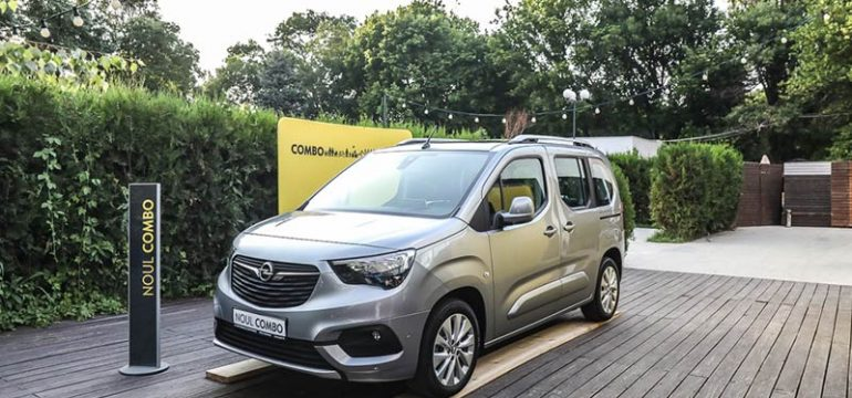 Cel mai bun prieten al familiilor – inovatorul Opel Combo Life