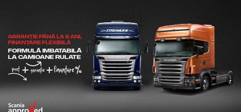 De ce să alegi un camion second hand Scania. Șoferii ne dau cele mai utile sfaturi!