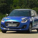 Suzuki Swift 1.0l BoosterJet SHVS Spirit