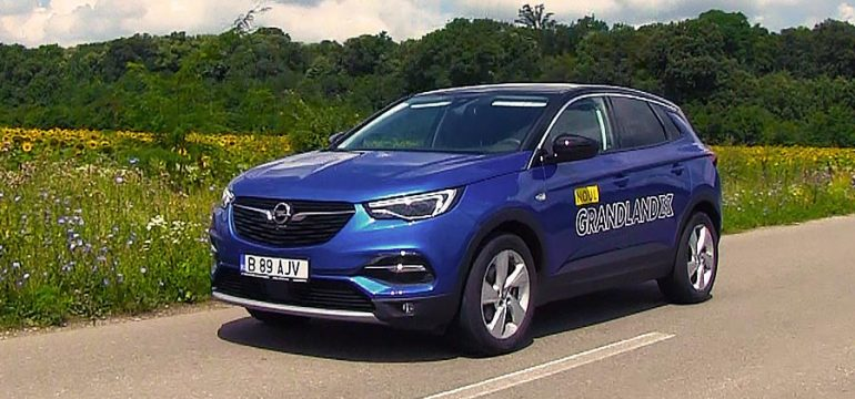 Opel Grandland X 1.6l D Innovation