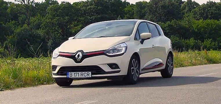 Renault Clio Estate 1.5l dCi 110 Intens